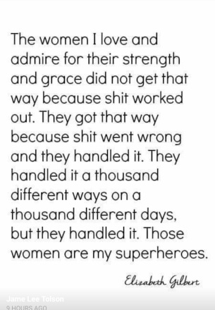 women strength